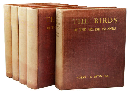 The birds of the British Islands. Charles Stonham.