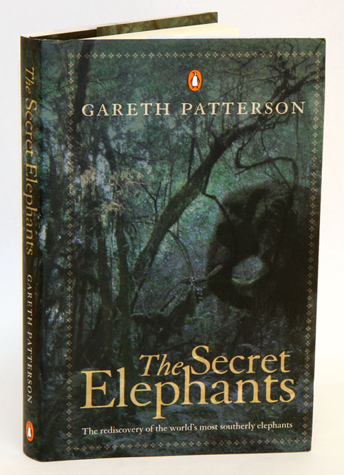 Secret elephants. Gareth Patterson.