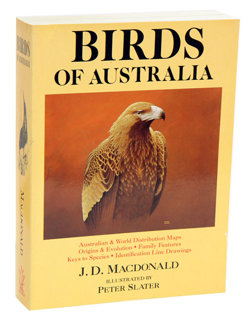 Birds of Australia: a summary of information. J. D. Macdonald.