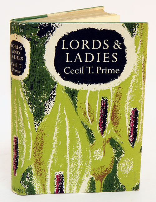 Lords and ladies. Cecil T. Prime.