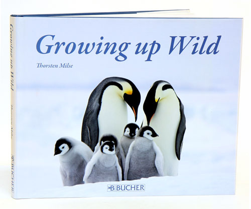 Growing up wild. Milse Thorsten.