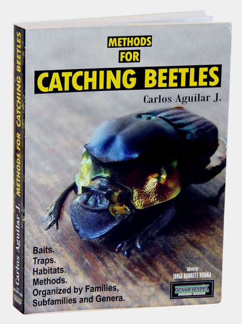 Methods for catching beetles. Carlos Aguilar Julio.