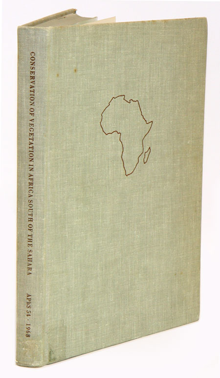 Conservation of vegetation in Africa south of the Sahara. Inga Hedberg, Olov, Hedberg.