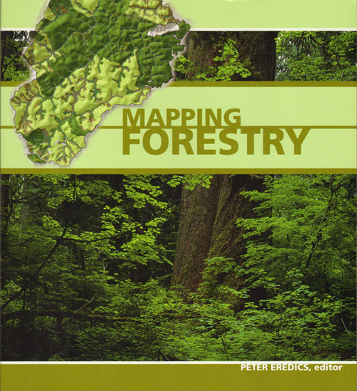 Mapping forestry. Peter Eredics.