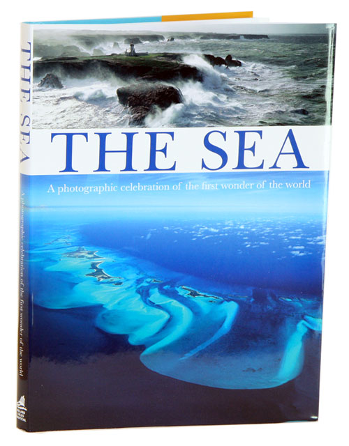 The sea: a photographic celebration of the first wonder of the world. Nic Compton.
