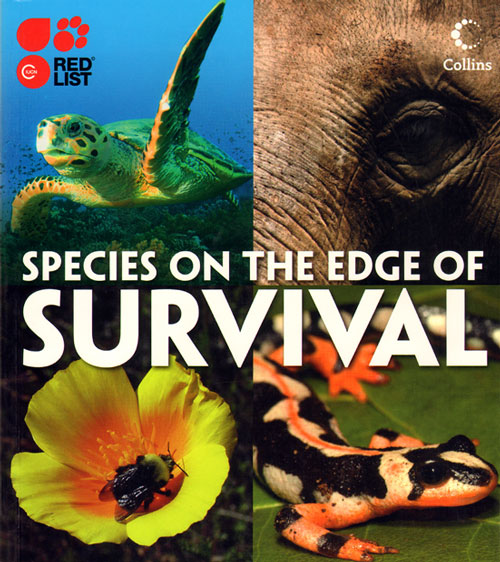 Species on the edge of survival. IUCN Red List.