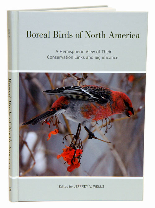 Boreal birds of North America: a hemispheric view of their conservation links and significance. Jeffrey V. Wells.
