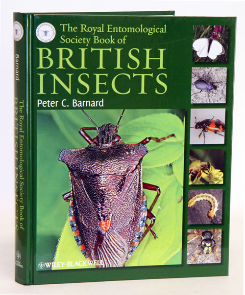 Royal Entomological Society book of British insects. Peter Barnard.