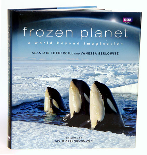 Frozen planet: a world beyond imagination. Alastair Fothergill, Vanessa Berlowitz.