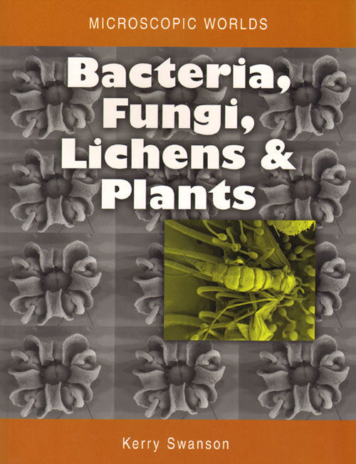 Microscopic worlds, volume three: bacteria, fungi, lichens and plants. Kerry Swanson.