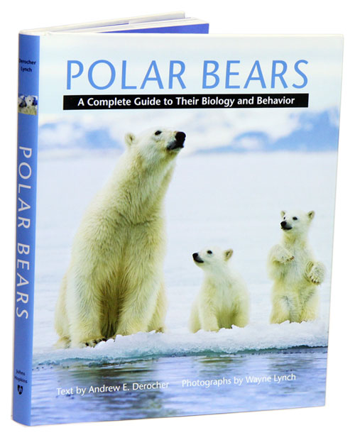 Polar bears: a complete guide to their biology and behavior. Andrew E. Derocher, Wayne Lynch.