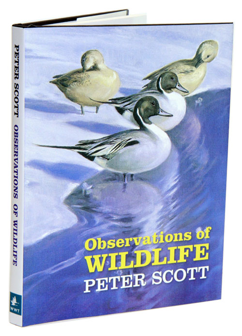 Observations of wildlife. Peter Scott.