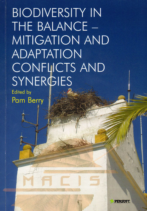 Biodiversity in the balance: mitigation and adaptation conflicts and synergies. Pam Berry.