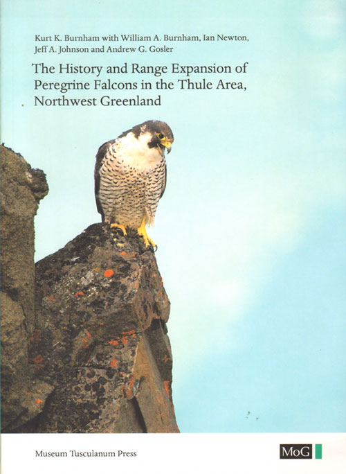 History and range expansion of Peregrine falcons in the Thule area, northwest Greenland. Kurt K. Burnham.