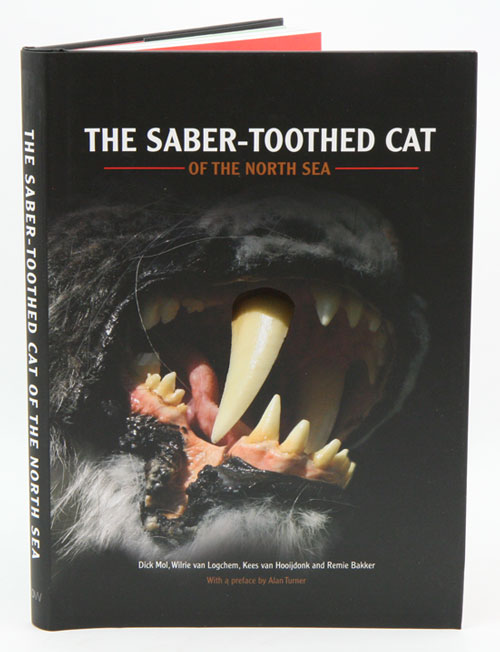The Saber-toothed cat of the North Sea. Dick Mol.