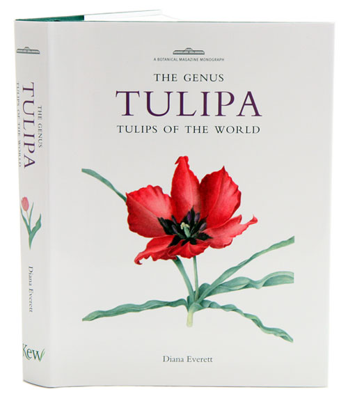 The Genus Tulipa: the tulips of the world. Diana Everett.