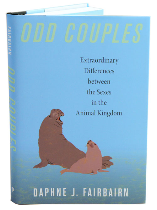 Odd couples: extraordinary differences between males and females. Daphne J. Fairbairn.