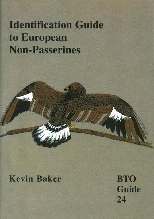 Identification guide to European non-Passerines. Kevin Baker.