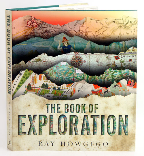 The book of exploration. Ray Howgego.