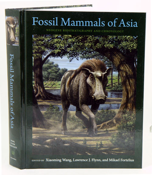 Fossil mammals of Asia: neogene biostratigraphy and chronology. Xiaoming Wang, Lawrence.