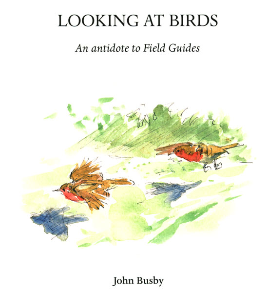 Looking at birds: an antidote to field guides. John Busby.