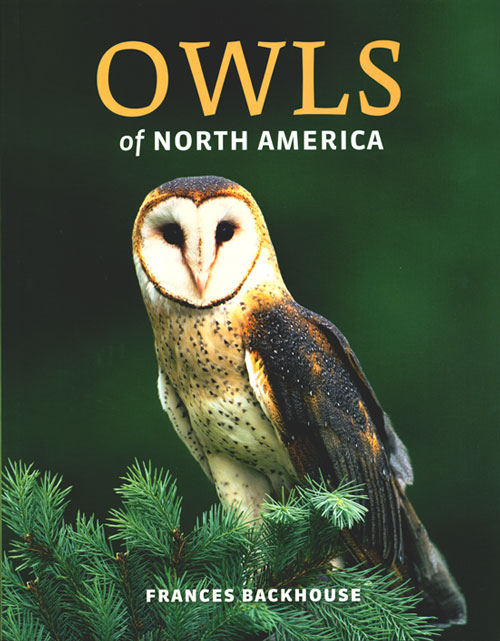 Owls of North America. Frances Backhouse.