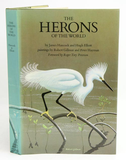 The herons of the world. James Hancock, Hugh Elliott.