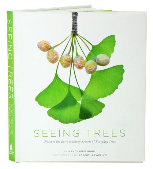 Seeing trees: discover the extraordinary secrets of everyday trees. Nancy Ross Hugo, Robert Llewellyn.