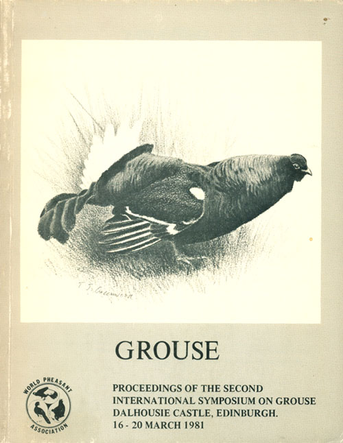 Proceedings of the Second International Symposium on Grouse. T. W. I. Lovel.