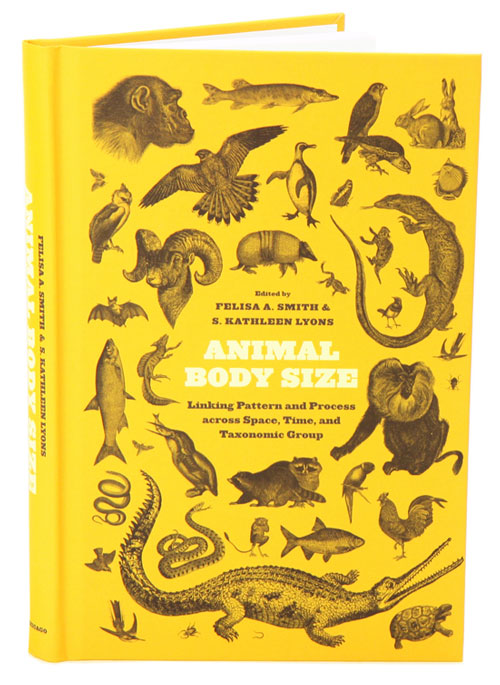 Animal body size: linking pattern and process across space, time, and taxonomic group. Felisa A. Smith, Kathleen Lyons.