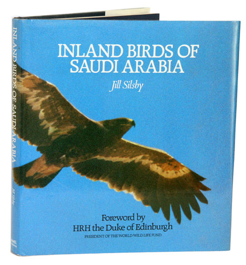 Inland birds of Saudi Arabia. Jill Silsby.