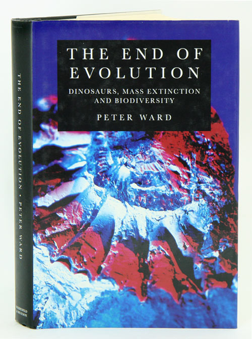 The end of evolution: dinosaurs, mass extinction and biodiversity. Peter Ward.