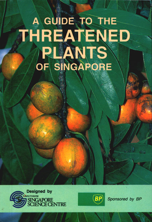 A guide to the threatened plants of Singapore. Hugh T. W. Tan.
