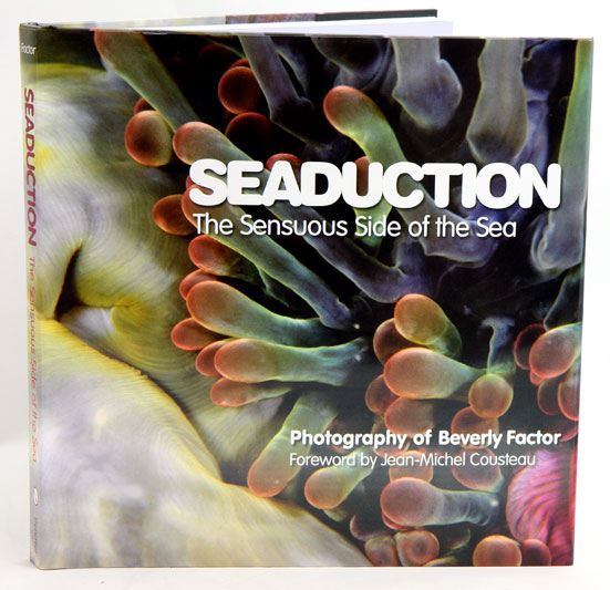 Seaduction: the sensuous side of the sea. Beverly Factor.