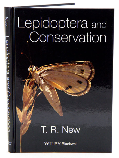 Lepidoptera and conservation. T. R. New.
