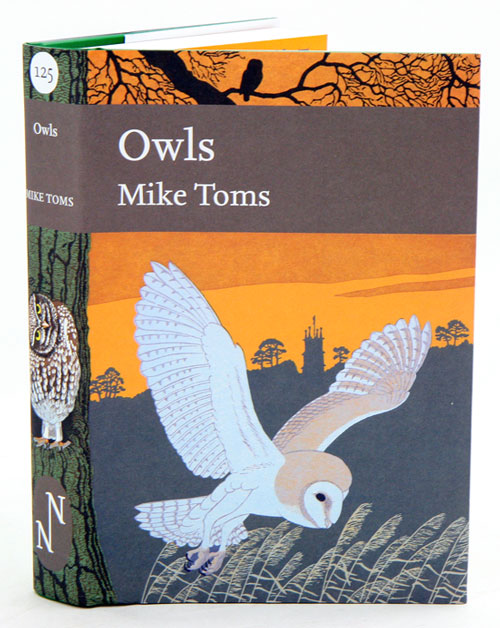 Owls. Mike Toms.