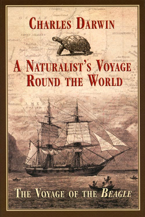 A Naturalist S Voyage Round The World The Voyage Of The