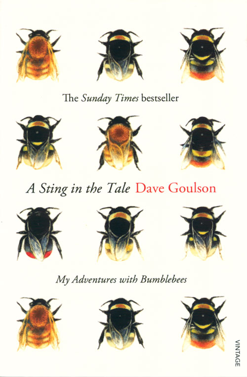 A sting in the tale: my adventures with bumblebees. Dave Goulson.
