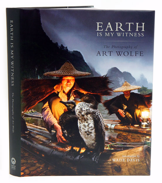Earth is my witness: the photography of Art Wolfe. Art Wolfe.