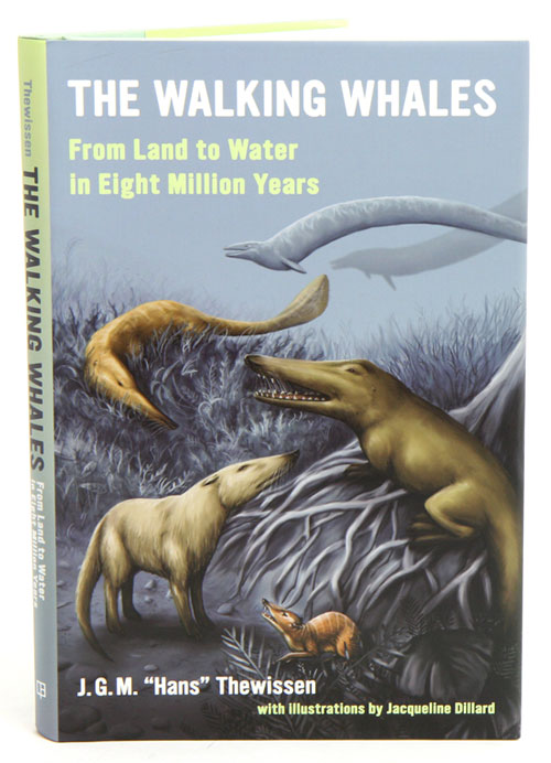 Walking whales: from land to water in eight million years. J. G. M. Thewissen.