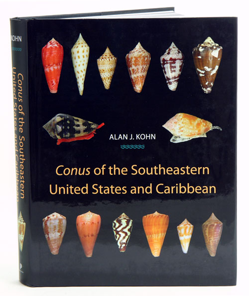 Conus of the southeastern United States and Caribbean. Alan J. Kohn.