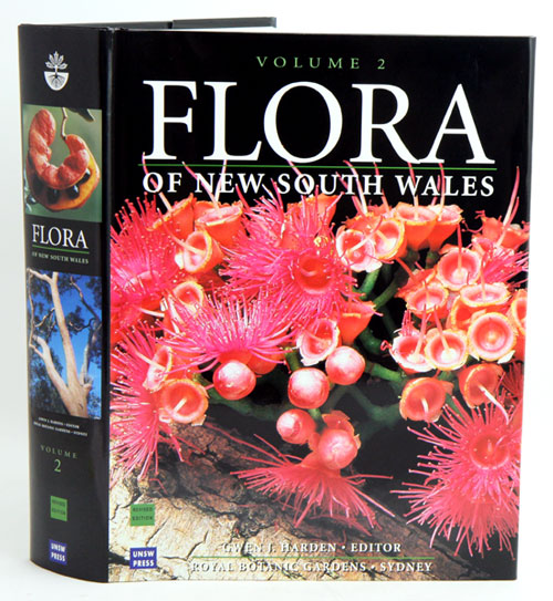Flora of New South Wales, volume two. Gwen J. Harden.