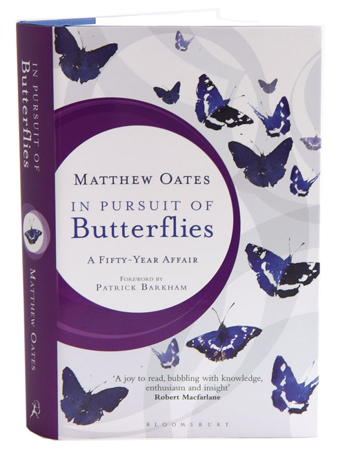In pursuit of butterflies: a fifty-year affair. Matthew Oates.