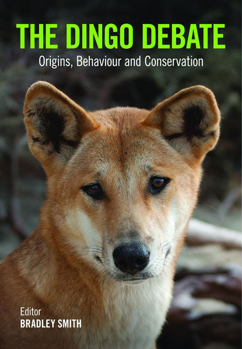 Dingo debate: origins, behaviour and conservation. Bradley Smith.