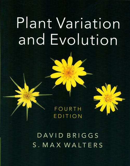 Plant variation and evolution. David Briggs, Stuart Max Walters.
