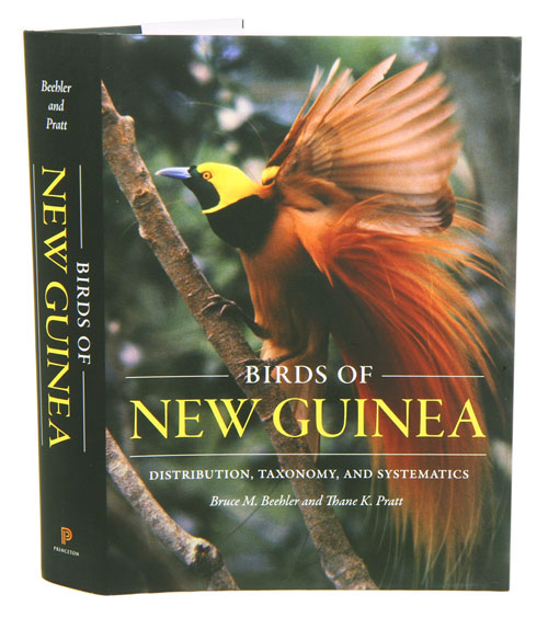 Birds of New Guinea: distribution, taxonomy and systematics. Bruce M. Beehler, Thane K. Pratt.