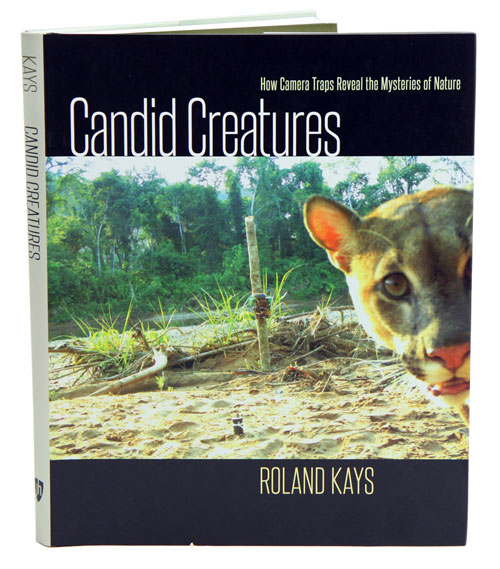 Candid creatures: how camera traps reveal the mysteries of nature. Roland Kays.