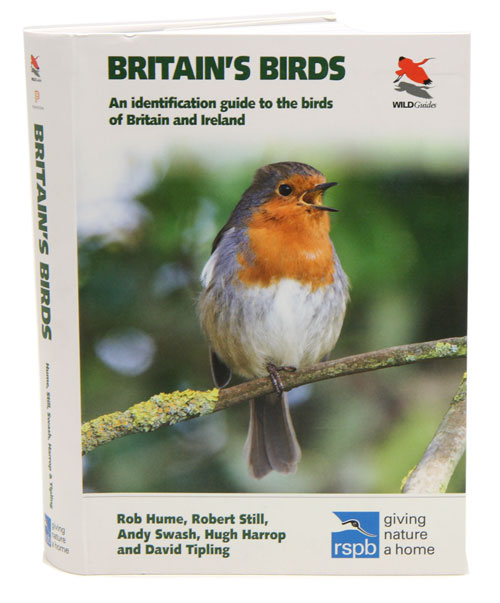 Britain's birds: an identification guide to the birds of Britain and Ireland. Rob Hume.