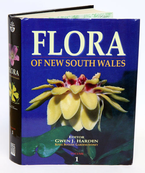 Flora of New South Wales, volume one. Gwen J. Harden.