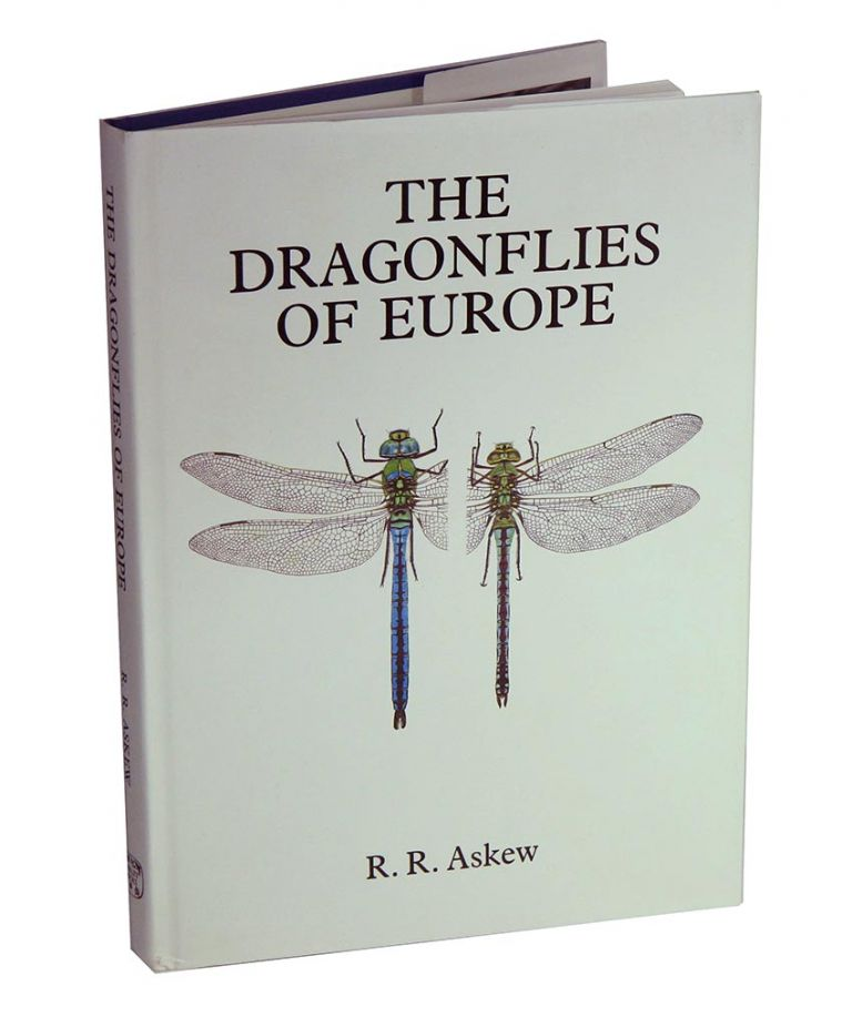 The dragonflies of Europe. R. R. Askew.